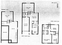 Split Floor Plan 59 Awesome What Is A Split Floor Plan Home House Floor Plans