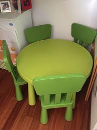 tavolo ikea mammut usato tavolo e sedie ikea mammut in 00040 marino su 50 00 shpock