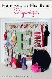 headband organizer hair bow and headband organizer create celebrate