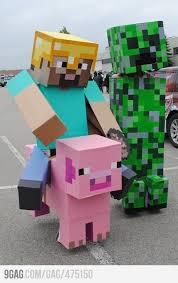 Minecraft Creeper Halloween Costume 23 Minecraft Enderman Costume Images Minecraft