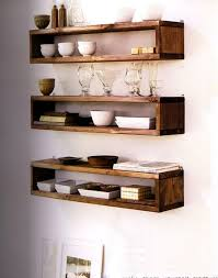 Wood Shelf Pictures by Best 25 Wall Mounted Shelves Ideas On Pinterest Mounted Shelves