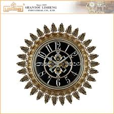 home leaf decor antique round art wall grandfather clock buy