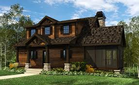 Cottage House Quality Construction Services Custom Lake Home Builder