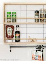 Wall Mount Spice Cabinet With Doors Valuable Wall Mount Spice Rack Montserrat Home Design
