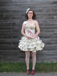 photos amazing dress made of books books costumes and ornament