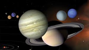 what are the planets of the solar system universe today