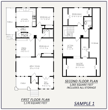 sample home floor plan design