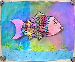 rainbow fish 2 0 1st art nguyen