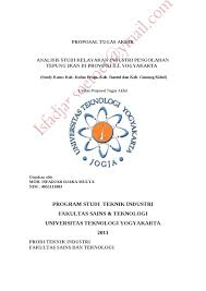 contoh membuat proposal riset contoh pengajuan proposal penelitian by isfadjar soeroer issuu
