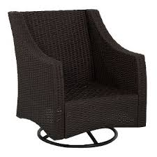 all weather wicker patio furniture target
