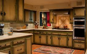 How To Faux Finish Kitchen Cabinets by Toluca Lake U2014 Atom Zu