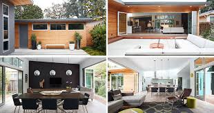 modern home colors interior san carlos midcentury modern remodel by klopf architecture