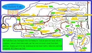 Cumberland River Map Mountain Biking At Lock 4 Gallatin Tn Bowling Green Hiking