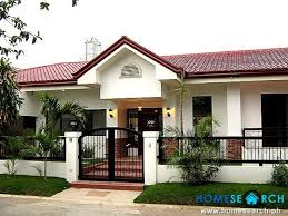 small bungalow style house plans small bungalow designs home best philippine house design plans