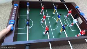 table top football games holiday gift ideas inexpensive table top foosball soccer board game