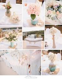 beach wedding reception decor inspiration board turner creative