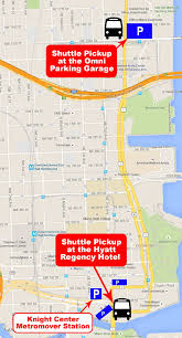Miami Beach Bus Map Florida Supercon Location