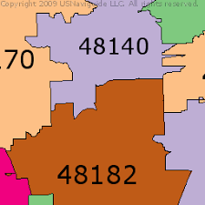 toledo ohio map toledo ohio zip code boundary map oh