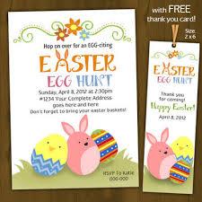 easter egg hunt invitation printable easter invitation easter