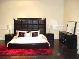 high gloss bedroom furniture sets tags black modern bedroom set