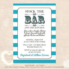 stock the bar shower kitchen shower invitations together with domestic delight kitchen