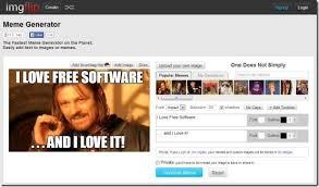 Upload Meme Generator - 5 free meme generator apps to create meme online
