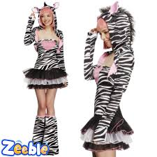 Halloween Costume Sale Uk Fever Giraffe Costume Animal Fancy Dress Womens Uk 4