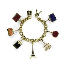 bracelet charm gold jewelry images Louis vuitton louis vuitton gold charm bracelet png