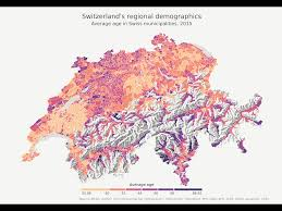 Swiss Alps Map Beautiful Thematic Maps With Ggplot2 Only Timo Grossenbacher