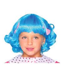 lalaloopsy costumes lalaloopsy rosy bumps n bruises wig
