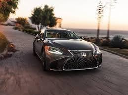 lexus ls f ls 500 f sport sedan to debut at york auto