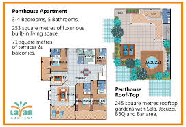 penthouse apartments archives layan gardens