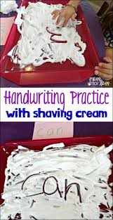 name writing paper best 25 name writing practice ideas on pinterest name tracing practicing handwriting in shaving cream at home can add additional tactile input to the task to help them focus