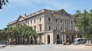 chambre de commerce barcelone la llotja visit barcelona
