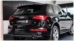 Audi Q5 1 9 Tdi - audi q5 3 0 tdi quattro pro line s facelift 2013 youtube