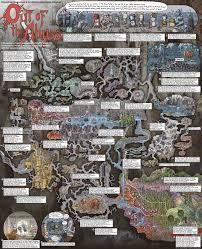 Tomb Of Horrors Map Smursh Jack Thompson D U0026d Module Maps Smursh