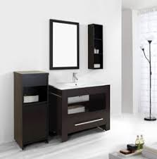 Antique Black Bathroom Vanity 40