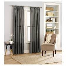 Teal And Beige Curtains Farrah Curtain Panel Threshold Target