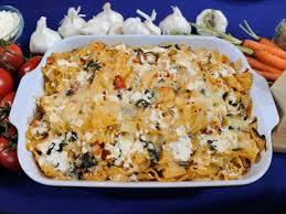 recipes with pasta stanley tucci s pasta casserole recipe abc news