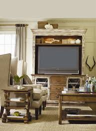 70 Inch Console Table Sanctuary 70 Inch Entertainment Console And Hutch In Dune U0026 Beach