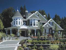 modern design victorian home victorian house style classic and modern beautiful garden stony