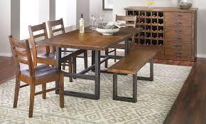 pine dining room table wallace ii pine dining set haynes furniture virginia s furniture