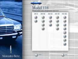 mercedes benz w116 workshop service repair manual 280 s se 300 sd