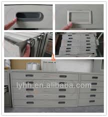 Filing Cabinet Supplier Office Drawing File Cabinet Metal Flat File Cabinet With 5 Drawers