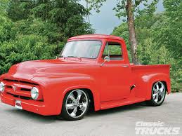 ford 1954 truck 1954 ford f 100 rod