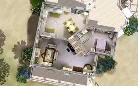 Beach Bungalow Floor Plans by Mod The Sims Beach Bungalow 3bed 2bath