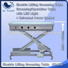 best electric grooming table economic best selling new coming pet grooming table view new coming