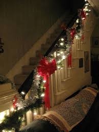 Christmas Lights For Stair Banisters 27 Best Staircase Decor Images On Pinterest Stairs Home And