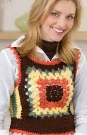 sweaters from granny squares u2013 free patterns u2013 grandmother u0027s