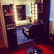 Makeup Bedroom Vanity Brilliant Bedroom Makeup Vanity With Lights And 10 Cool Diy Makeup